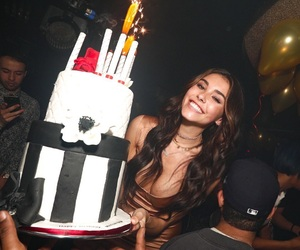 fashion, style, and madison beer image