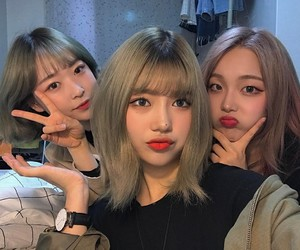 asian, squad, and ulzzang image