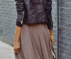 fashion, luxe, and outfit image