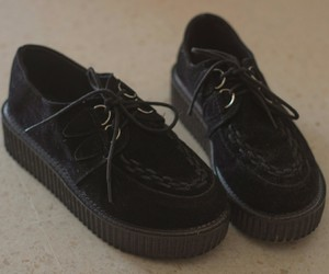 90s, creepers, and dark image