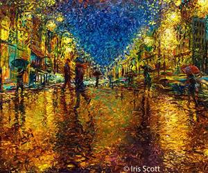 painting, street painting, and photography inspiration image