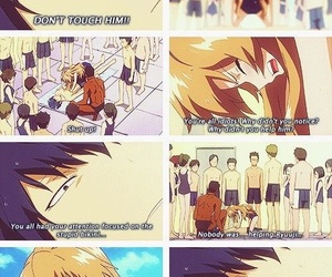 toradora, anime, and Taiga image