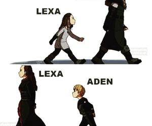 commander, aden, and lexa image