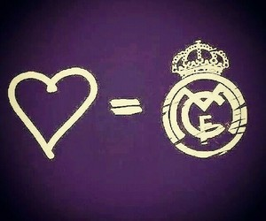 real madrid and football image