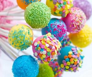 beautiful, cake, and colorful image