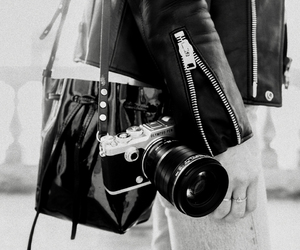 black and white, camera, and inspiration image