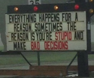quotes, reason, and stupid image