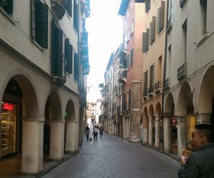 city, treviso, and love image