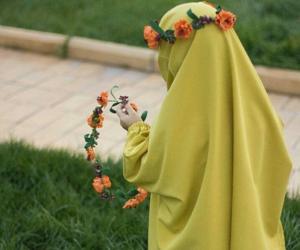 arab and jilbab image