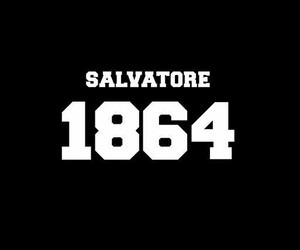 salvatore, the vampire diaries, and 1864 image