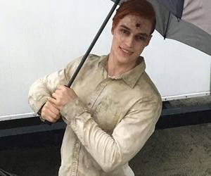 riverdale and trevor stines image