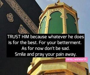 allah, beautiful, and faith image