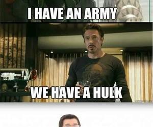 loki, iron man, and Avengers image