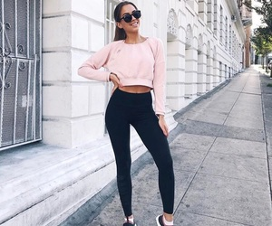 fashion, kenza, and ootd image