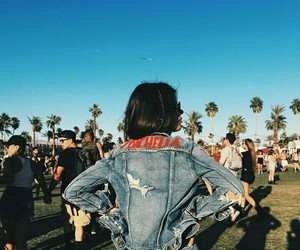 coachella, outfit, and summer image