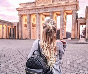 travel and berlin image