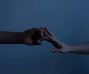 couple, hand, and skin image