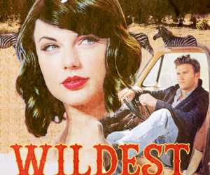 Taylor Swift, wildest dreams, and 1989 image