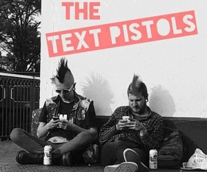 punk and sex pistols image
