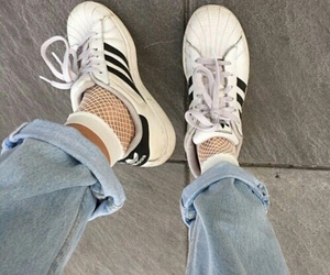 adidas, legs, and pale dark image