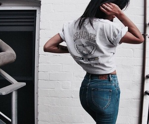 booty, longhair, and summer style image