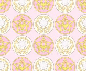 sailor moon, moon, and pink image