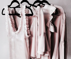 fashion, clothes, and rose gold image