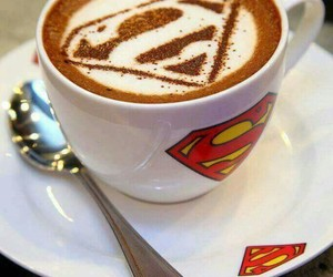 coffee, cup, and super image
