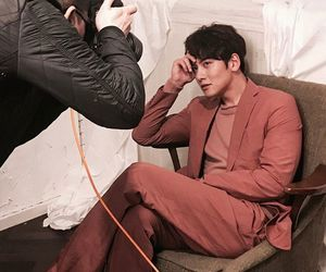 korean model, korean actor, and changwook image