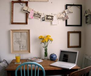 frame and vintage image