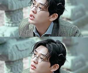 handsome, kdrama, and yoo ah in image