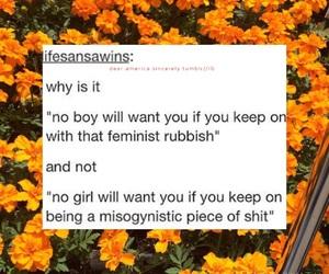 feminist, girl power, and politics image