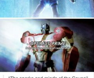 optimus prime, orion pax, and transformers image