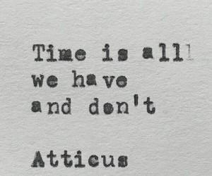 atticus, deep, and life image