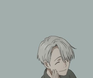 yuri on ice, anime, and wallpaper image
