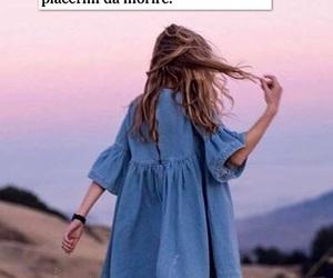 amore, frasi, and ragazze image