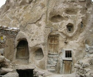 iran, old places, and villages image