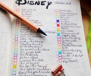 disney, movies, and list image