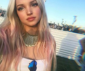 descendants, liv and maddie, and dove cameron image