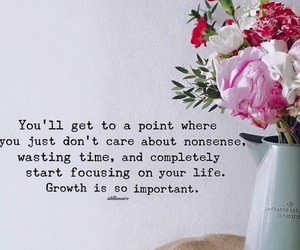 flowers, mind, and growth image