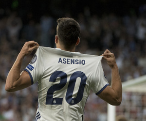 gol, real madrid, and marco asensio image