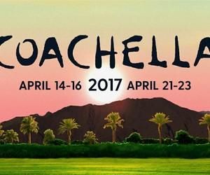 coachella, festivals, and fun image