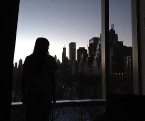 city, new york, and grunge image