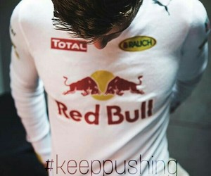 f1 and max verstappen image