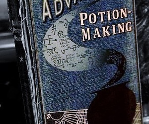 hogwarts and potions image