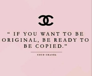 chanel, wallpaper, and quotes image