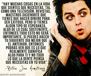 billie joe armstrong and frases image
