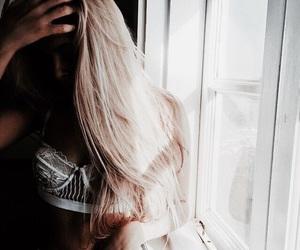 beautiful, blonde, and fashionable image