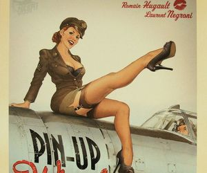 sexy and Pin Up image