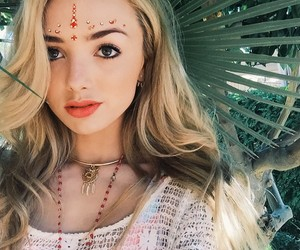 peyton list, makeup, and tumblr image